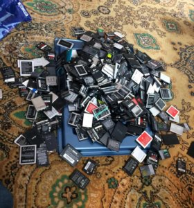 Аккумуляторы для телефонов планшетов