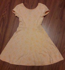 Платье для девочки на рост 128-134