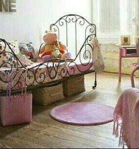 Кровать детская. Ковка.