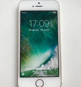 Apple iPhone 5S 16gb (не видит сим-карту)