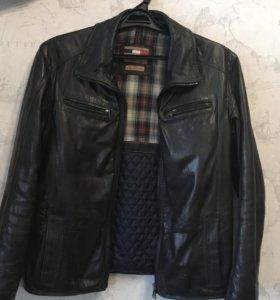 Куртка кожаная 100% кожа Германия