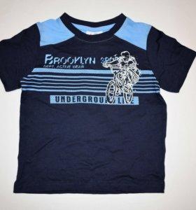 98 Новая детская футболка