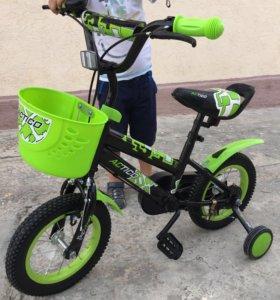 Продам новый велосипед 4+