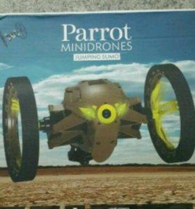 Минидрон Parrot jumping sumo