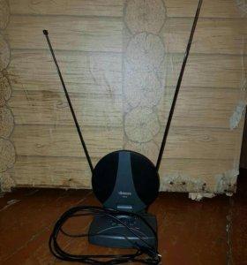 Комнатная антена с усилителем