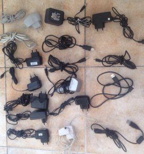 Зарядные устройства для старых телефонов