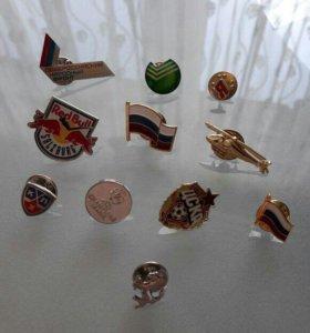 Значки(коллекция)