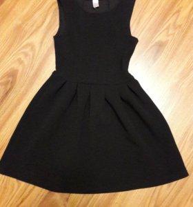 Платье для девочки на рост 134