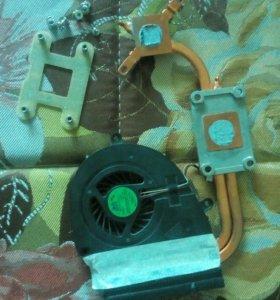 Охлаждающая система от acer aspire 5750g