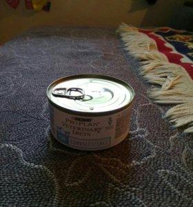Лечебные консервы для собак и кошек