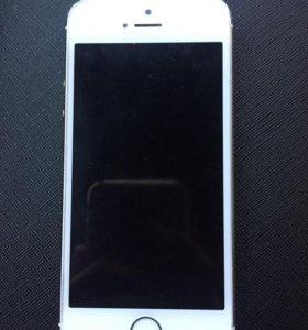Айфона 5s 32GB Gold