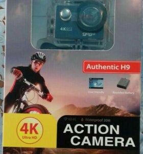 Экшен камера 4k.