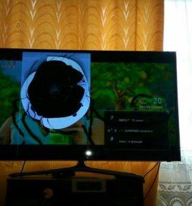 Плазменный телевизор Samsung на запчасти