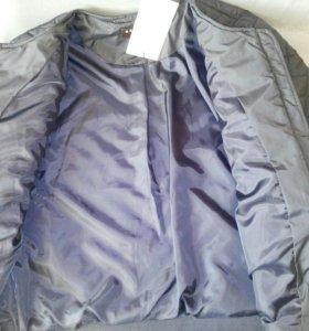 Новая Куртка женская утепленная