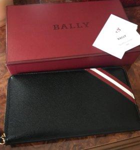Мужское портмоне-кошелёк Bally