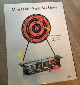 Игра настольная Darts Shot для компании