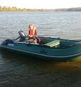 Лодка HDX oxygen 370 al