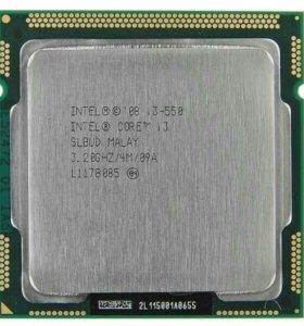 💎CPU Intel Core i3 550 LGA1156