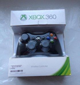 Геймпад xbox 360, новый