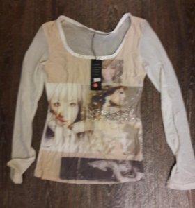 Блуза новая 44р
