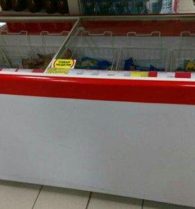 Морозильная камера в магазин