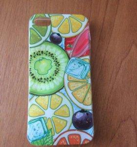 Чехол на iPhone 5 5s.