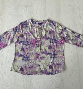 Блуза вискоза новая TOM TAILOR