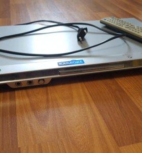 DVD плеер (проигрыватель) с Караоке