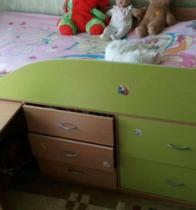 """Детская кровать """"Кораблик"""""""