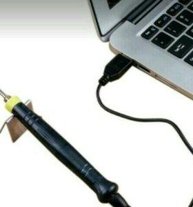 Паяльник портативный USB