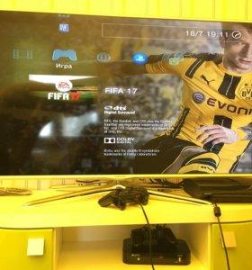 PlayStation 3 + 8 игр