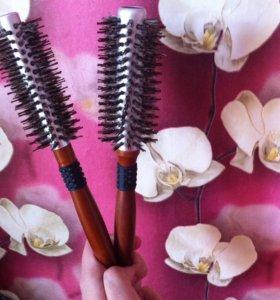 Профессиональные щетки-брашинги для укладки волос