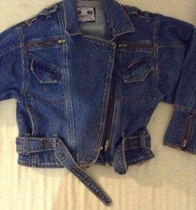 Куртка а-ля 90-е