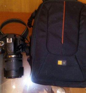 Комплект Nikon 5100 б/у