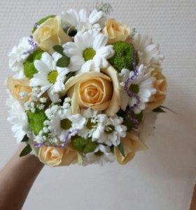 Свадебные букеты со скидкой