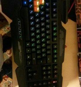 Игровая клавиатура Bloody b314