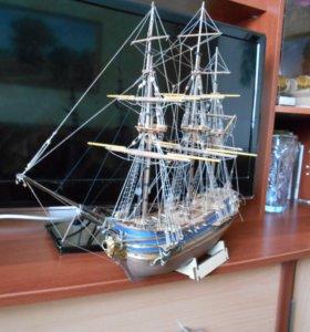 Модель фрегата Президент