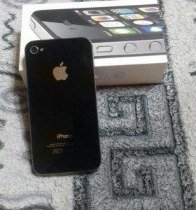 продам iPhone 4s ,8 гб..