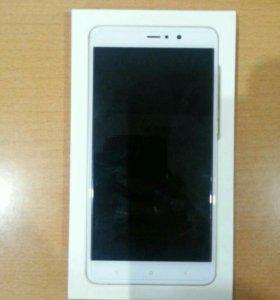 Xiaomi mi5s plus 4/64gb +2чехла (обмен на айфон)