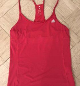 Майка для фитнеса, спорта Adidas