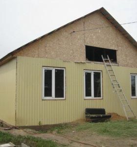 Щитовые дома
