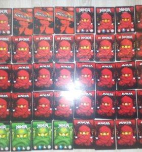 Карточки Ninja