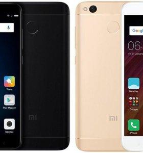 "Новый 4G смартфон 5"" Xiaomi Redmi 4X 16GB"