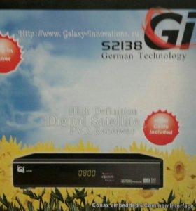 Спуниковый ресивер GI-S2138