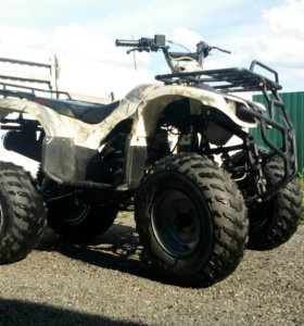 Продам Квадроцикл Irbis ATV200