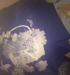 Зонт необычный👍