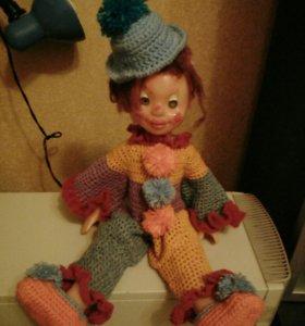🚩Вязание на кукол