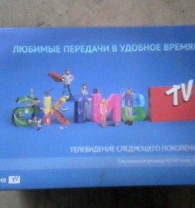 Спутниковый ТВ ресивер