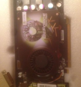 Видеокарта джефорс 9600