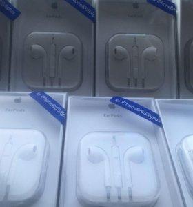 Гарнитура Apple EarPods - оригинал для iPhone